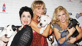 Mamma Mia! dynamos Lauren Cohn, Judy McLane and Felicia Finley adopt a few new members into their group.