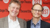 Tony winner David Hyde Pierce with his husband Brian Hargrove.