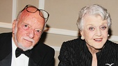 Hal Prince and Angela Lansbury take a parting shot. Congratulations!