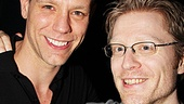 Memphis star Adam Pascal reunites with his longtime pal and former Rent co-star Anthony Rapp.