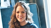 That South Pacfic T-shirt Osnes is wearing is no camera ploy. All my show shirts are my PJ shirts! she exclaims. As icing on this Tony day cake, Osnes hopes to say hello to fellow nominee Kelli O'Hara, who preceded her as Nellie Forbush.
