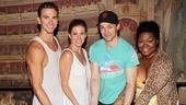 Ghost Celebrates 100 Broadway Shows – Richard Fleeshman – Caissie Levy – Bryce Pinkham – Da'Vine Joy Randolph