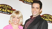 Bullets Over Broadway - Meet and Greet - OP - Heléne Yorke - Nick Cordero