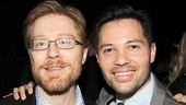 If/Then co-stars Anthony Rapp and Jason Tam play a cute couple in the new musical.