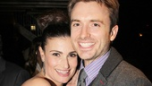 In If/Then, Idina Menzel and James Snyder play a couple brought together by chance...or is it fate?