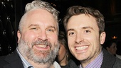 If/Then lyricist Brian Yorkey & James Snyder.
