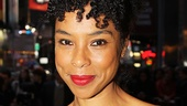 A Raisin in the Sun star and Oscar nominee Sophie Okonedo.