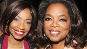 What do After Midnight's Adriane Lenox and Oprah have in common? They both starred in The Butler!