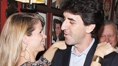 Sardi's - Jason Robert Brown - OP - 5/14 - Kelli O'Hara - Jason Robert Brown