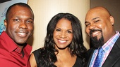 Drama Desk Awards - Op - 5/14 - Joshua Henry - Audra McDonald - James Monroe Iglehart