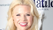 Smash star Megan Hilty looks radiant on the red carpet.