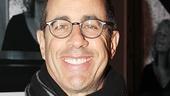 <I> Beautiful: The Carole King Musical</I>: Opening -  Jerry Seinfeld