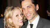 First Hair, then Murder Ballad, now Les Miz! Caissie Levy and Will Swenson obviously love working together.