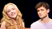 Rachel Bay Jones as Catherine & Kyle Dean Massey as Pippin in Pippin
