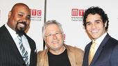 MTC Gala - 2014 - OP - 5/14 - James Monroe Iglehart - Adam Jacobs - Alan Menken