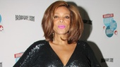 2013 Broadway.com Audience Choice Awards host Wendy Williams looks ravishing on the red carpet!
