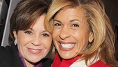 <I> Beautiful: The Carole King Musical</I>: Opening - Dana Tyler - Hoda Kotb