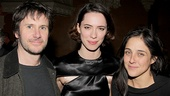 Machinal - Opening -  Josh Hamilton - Rebecca Hall -  Lily Thorne
