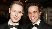 Richard III and Twelfth Night stars Samuel Barnett and Joseph Timms take a night off to celebrate Neil Patrick Harris.