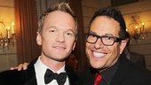 Drama League gala for NPH - 2014 - Neil Patrick Harris - Michael Mayer