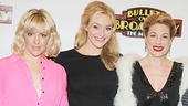 Bullets Over Broadway - Meet and Greet - OP - Heléne Yorke - Betsy Wolfe - Marin Mazzie - Karen Ziemba
