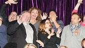 John Tartaglia, Norbert Leo Butz, Robin De Jesus and Laura Osnes fit right in with the Disaster! crew. See the '70s musical comedy at St. Luke's Theatre!