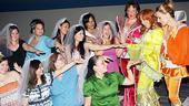 Mamma Mia 15th Longest Running Show - Gina Ferrall - Carolee Carmello - Judy McLane
