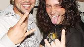 Mets and Yankees at Rock of Ages - Carlor Beltran - Constantine Maroulis