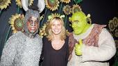 Heidi Klum at Shrek - Daniel Breaker - Heidi Klum - Brian d'Arcy James