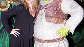 Heidi Klum at Shrek - Heidi Klum - Brian d'Arcy James