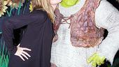 Heidi Klum at Shrek - Heidi Klum - Brian d'Arcy James (kiss)