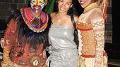 Heidi Klum at Shrek - Keyshia Cole - Tshidi Manye - Ta'Rea Campbell
