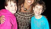 Vanessa Williams at Billy Elliot - Erin Whyland - David Bologna - Vanessa Williams