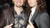 Nickelback at Rock of Ages - Chad Kroeger - Constantine Maroulis