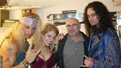 Nickelback at Rock of Ages - James Carpinello - Phil Collins - Savannah Wise - Constantine Maroulis