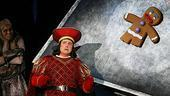Christopher Sieber as Lord Farquaad in Shrek the Musical.
