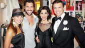 Maks &amp; Karina at Chicago - Maksim Chmerkovskiy - Karina Smirnoff - Samantha Harris - Brent Barrett
