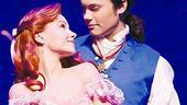 The Little Mermaid - Show Photo - Chelsea Morgan Stock - Drew Seeley (pink dress)