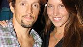 Jason Mraz and Judd Apatow at Hair - Jason Mraz - Tawney Bevaqua