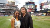 Will Swenson Sings at Mets Game - Audra McDonald - Will Swenson