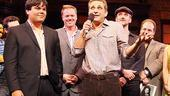 Avenue Q Final Broadway  Robert Lopez  Jeff Marx (curtain call)