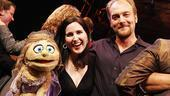 Avenue Q Final Broadway  Stephanie  DAbruzzo  Alex Gemignani