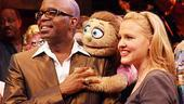 Avenue Q Final Broadway  Ken Roberson  Anika Larsen