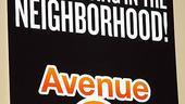 Avenue Q Final Broadway – sign