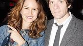 The Retributionists Opening Night – Katherine Waterston – Adam Rapp