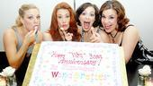 The Marvelous Wonderettes One Year Anniversary - Kirsten Bracken - Misty Cotton - Christina Decicco - Lindsay Mendez funny