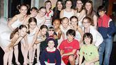 Miranda Cosgrove at Billy Elliot - Miranda Cosgrove - Cast