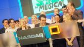 Shrek at NASDAQ – pressing the button