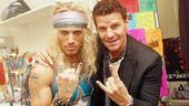 David Boreanaz at Rock of Ages  David Boreanaz  James Carpinello