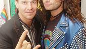 David Boreanaz at Rock of Ages  David Boreanaz  Constantine Maroulis